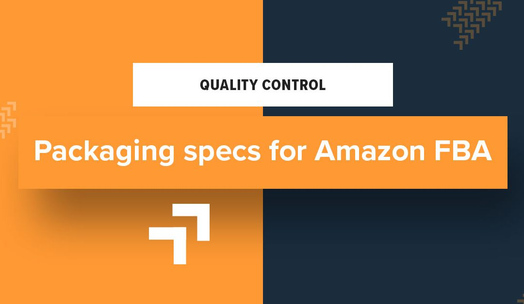 Packaging requirements for Amazon FBA