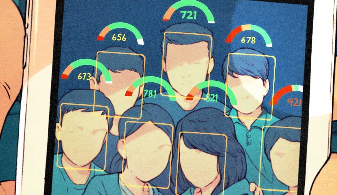 "Social Credit System in China – ""Black Mirror"" in Real Life"