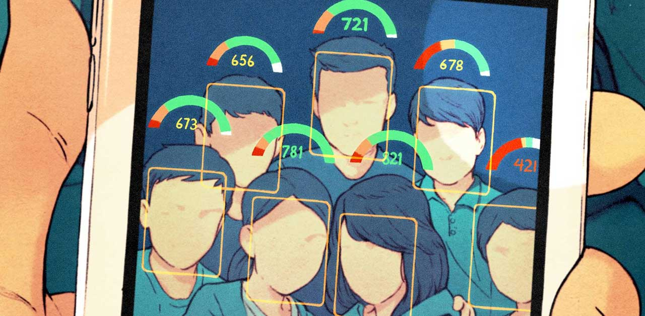 """Social Credit System in China – """"Black Mirror"""" in Real Life"""