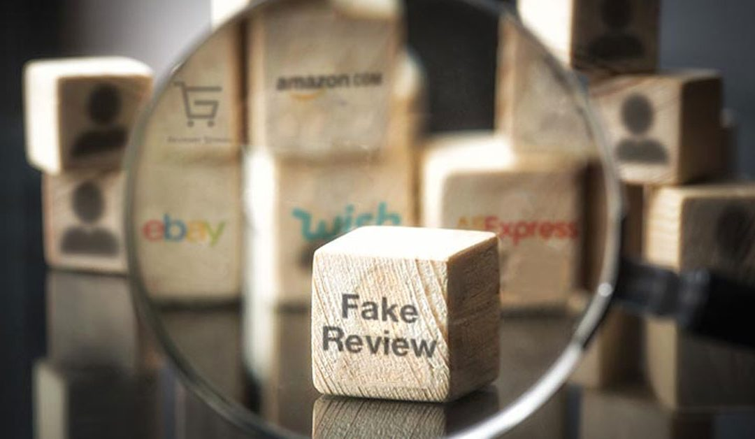 Amazon is flooded with fake reviews