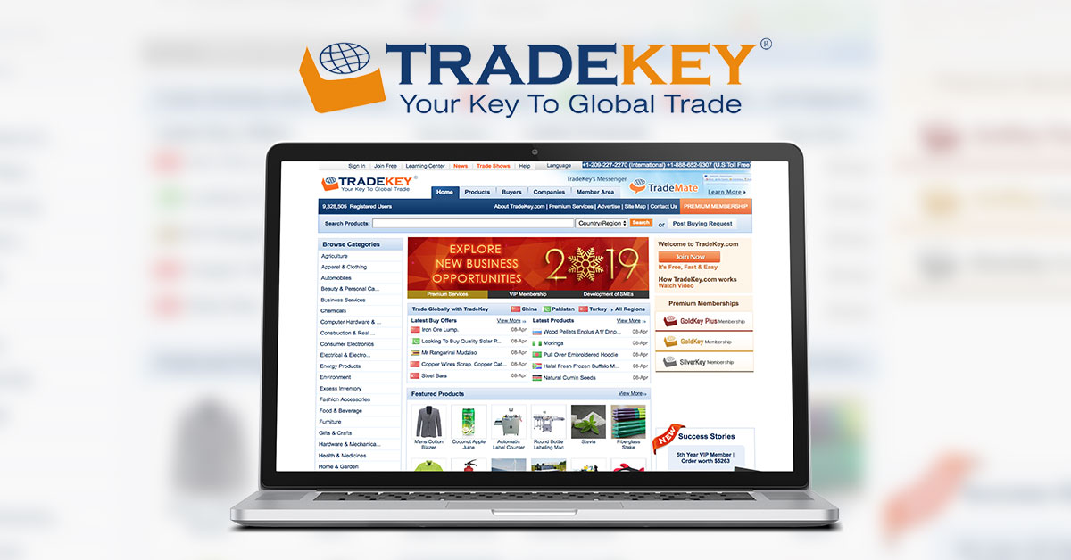 TradeKey - international B2B Marketplace