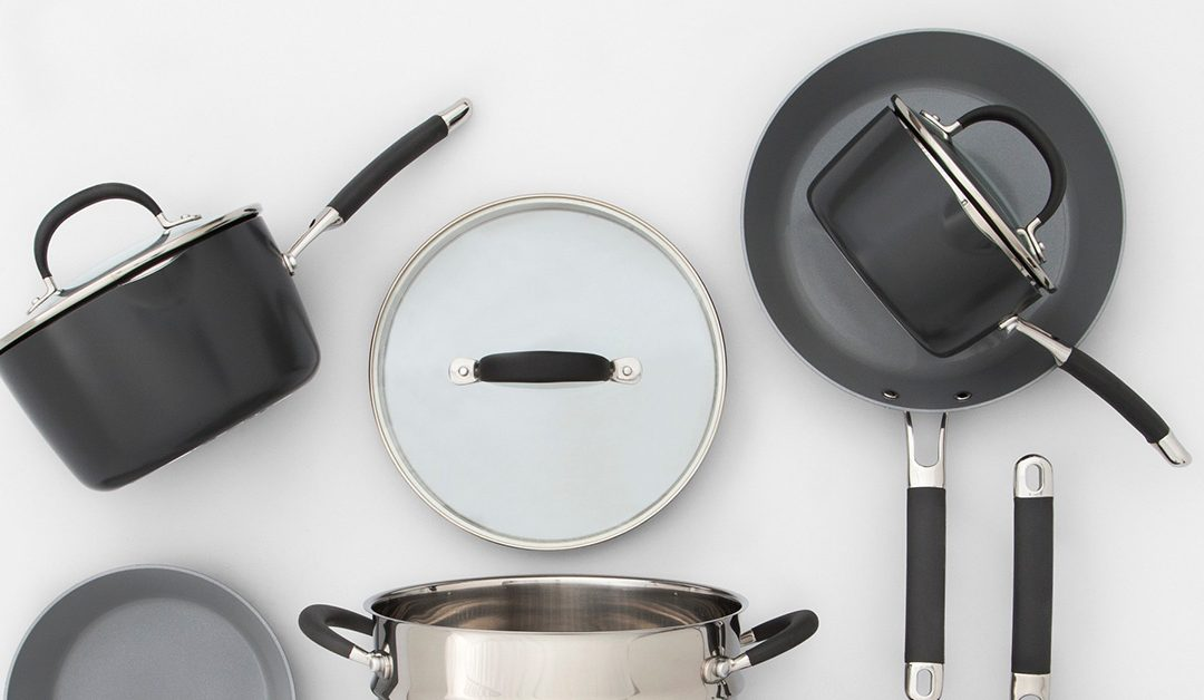 Stainless steel cookware inspection in China