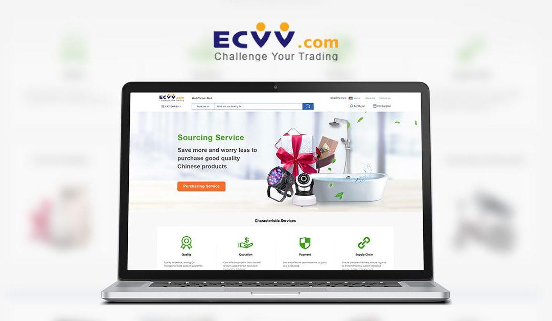 ECVV.com – one of the most reliable Asian B2B platforms