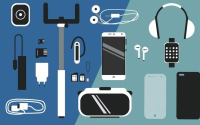Mobile accessories inspection in China