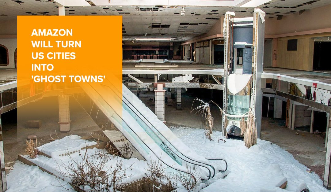 """Image result for US Cities into 'Ghost Towns,'"""""""