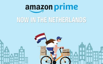 Amazon launches full online store in the Netherlands