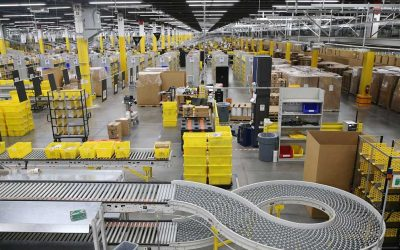 Amazon is shipping Non-Essential items again