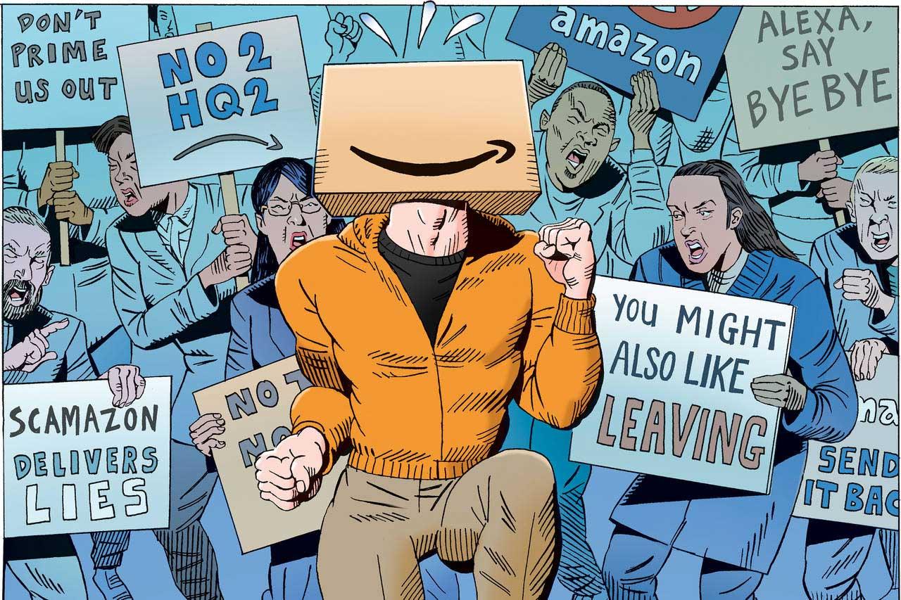 Customer satisfaction is not Amazon top priority anymore?