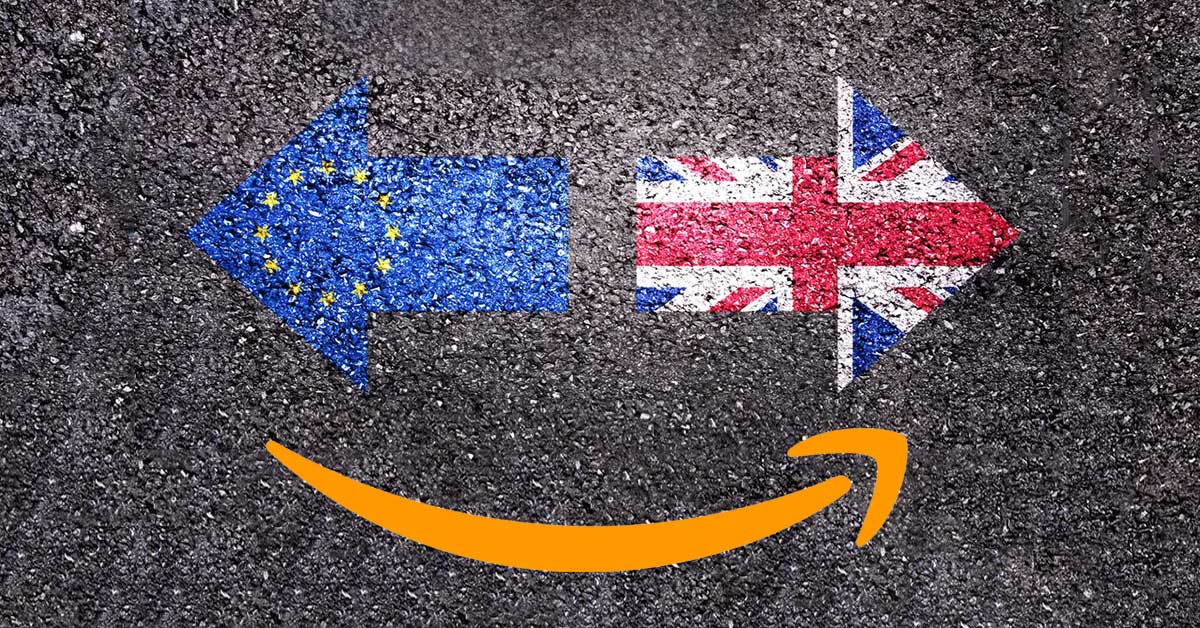 Amazon UK marketplace Brexit