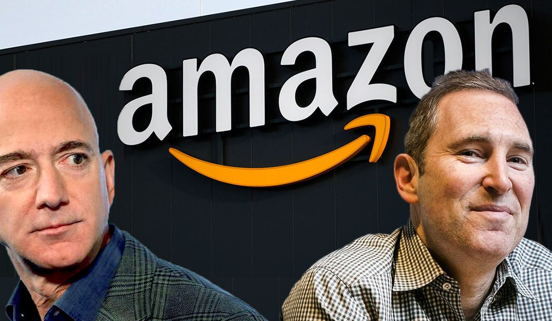 Meet Andy Jassy, the next CEO of Amazon