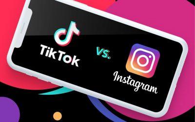 Instagram vs TikTok: who's ruling the e-commerce experience?
