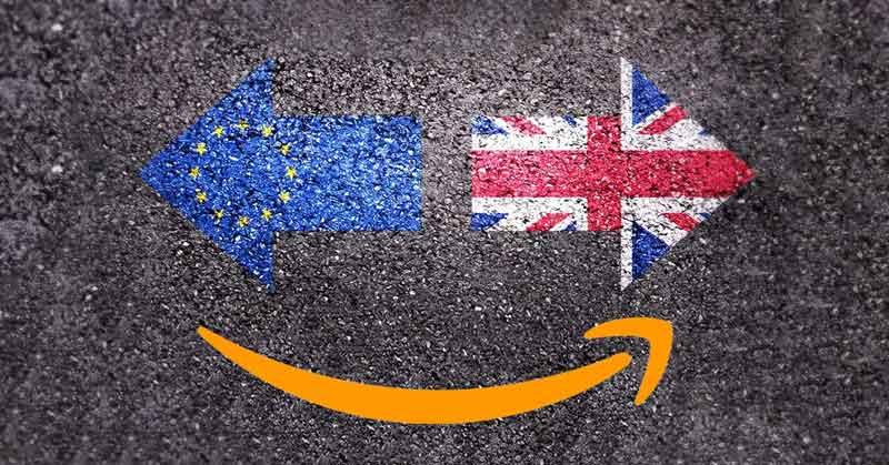 Amazon UK marketplace Brexit