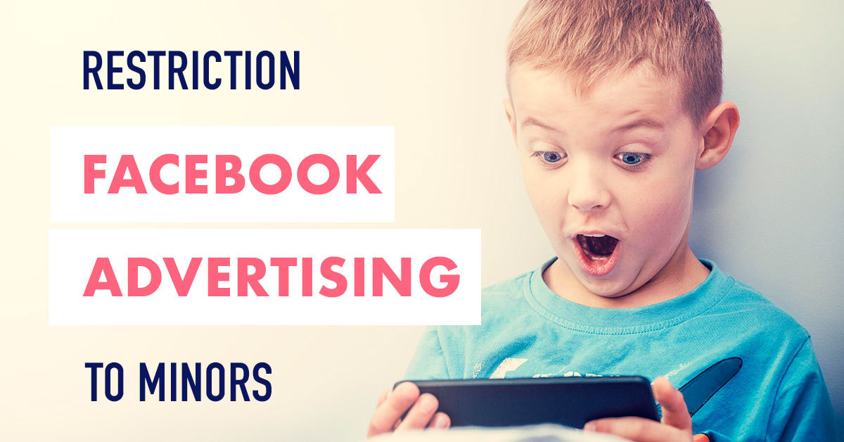 Facebook restricts targeted advertising to teenagers