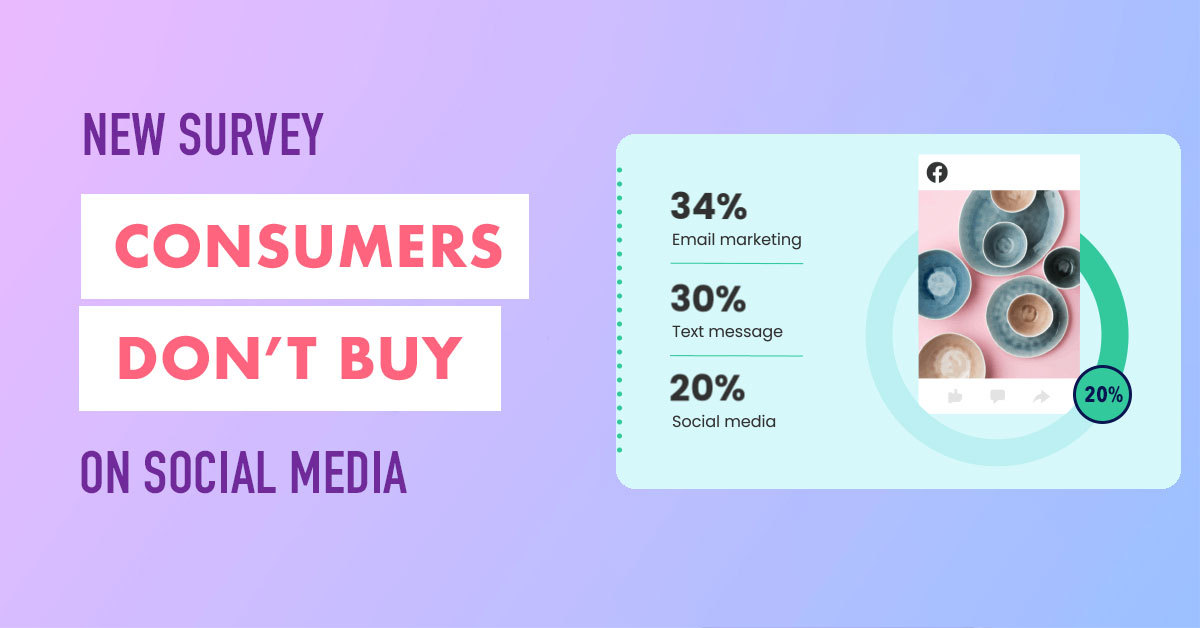 E-commerce is too reliant on social media